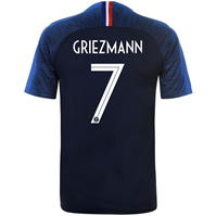 Tricou Acasa Nike France Antoine Griezmann 2018