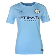 Tricou Acasa Nike Manchester City 2017 2018 pentru Femei