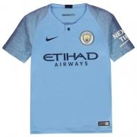 Tricou Acasa Nike Manchester City 2018 2019 pentru copii