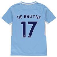 Tricou Acasa Nike Manchester City De Bruyne 2017 2018 pentru copii