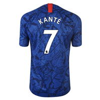 Tricou Acasa Nike Chelsea Ngolo Kante 2019 2020 pentru copii