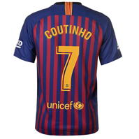 Tricou Acasa Nike Barcelona Philippe Coutinho 2018 2019
