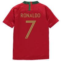 Tricou Acasa Nike Portugal Cristiano Ronaldo 2018 pentru copii