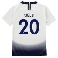Tricou Acasa Nike Tottenham Hotspur Dele Alli 2018 2019 pentru copii