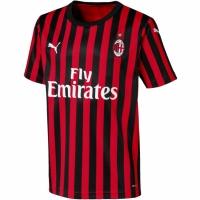 Tricou Acasa Puma AC Milan Replica SS 755861 01 pentru Copii