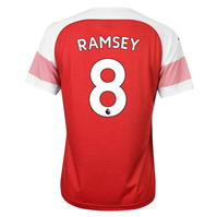 Tricou Acasa Puma Arsenal Aaron Ramsey 2018 2019
