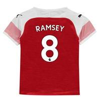 Tricou Acasa Puma Arsenal Aaron Ramsey 2018 2019 pentru copii