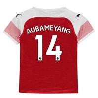 Tricou Acasa Puma Arsenal Pierre Emerick Aubameyang 2018 2019 pentru copii