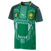Tricou Acasa Puma Cameroon 2018 pentru copii