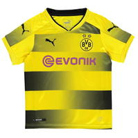 Tricou Acasa Puma Dortmund 2017 2018 pentru copii