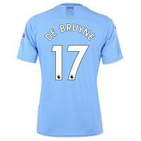 Tricou Acasa Puma Manchester City Kevin de Bruyne 2019 2020
