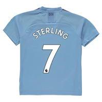 Tricou Acasa Puma Manchester City Raheem Sterling 2019 2020 pentru copii