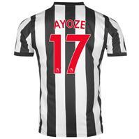 Tricou Acasa Puma Newcastle United Ayoze 2017 2018