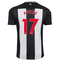 Tricou Acasa Puma Newcastle United Ayoze Perez 2019 2020 pentru copii