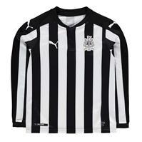 Tricou Acasa Puma Newcastle United cu Maneca Lunga 2017 2018 pentru copii