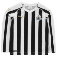 Camasi cu maneca lunga Puma Newcastle United Acasa 2018 2019 pentru copii
