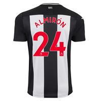 Tricou Acasa Puma Newcastle United Miguel Almiron 2019 2020 pentru copii