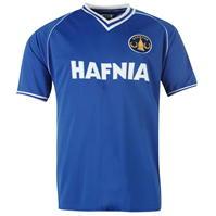 Tricou Acasa Score Draw Draw Everton 1982 pentru Barbati