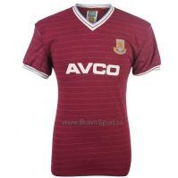 Tricou Acasa Score Draw Retro West Ham 1986