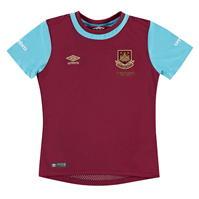 Tricou Acasa Umbro West Ham United 2015 2016 pentru baietei