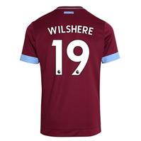 Tricou Acasa Umbro West Ham United Jack Wilshere 2018 2019