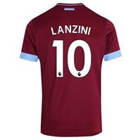 Tricou Acasa Umbro West Ham United Manuel Lanzini 2018 2019 pentru copii