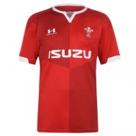 Tricou Acasa Under Armour Wales Rugby 2019 2020