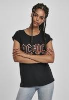 Tricou ACDC Voltage pentru Femei negru Merchcode