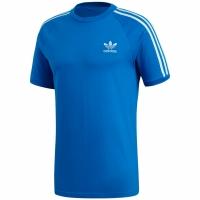 Mergi la Tricou Adidas 3 Stripes albastru DH5805 barbati