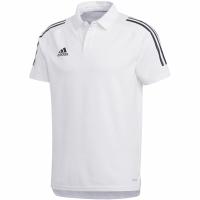 Tricou Adidas Condivo 20 Polo barbati negru And alb EA2517