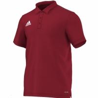 Tricou poloadidas CORE 15 rosu M35320 barbati adidas teamwear