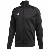 Bluza de trening adidas Core 18 Pes negru CE9053 barbati teamwear adidas teamwear