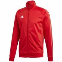 Bluza de trening adidas Core 18 Pes rosu CV3565 barbati teamwear adidas teamwear