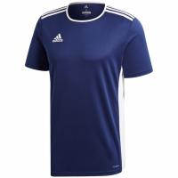 Tricou adidas Entrada 18 bleumarin CF1036 copii teamwear adidas teamwear