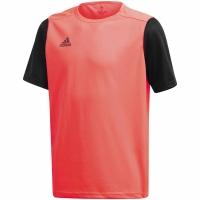 Tricou Adidas Estro 19 Jersey rosu-negru FR7118 copii pentru copii