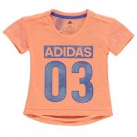 Tricou adidas LK Favourite Child pentru fete