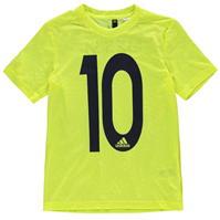 Tricou adidas Messi Icon pentru baietei