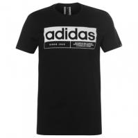Tricou adidas New Box Linear QT pentru Barbati
