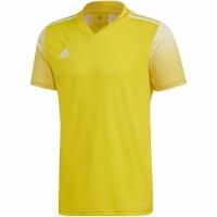 Mergi la Tricou Adidas  Regista 20 Jersey galben FI4556 pentru Barbati
