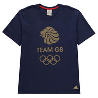 Tricou adidas Team GB pentru Barbati