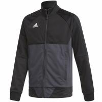Bluza trening adidas Tiro 17 Pes negru-gri AY2876 copii