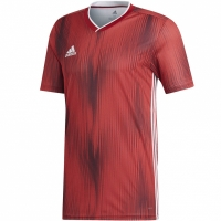 Tricou Adidas Tiro 19 Jersey rosu DP3531 teamwear pentru barbati adidas teamwear