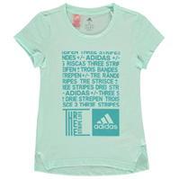 Tricou adidas TR imprimeu Graphic pentru fetite