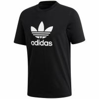 Tricou Adidas Trefoil negru CW0709 barbati