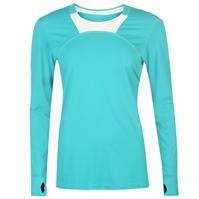 Tricou alergare Gore Damen 2 pentru Femei