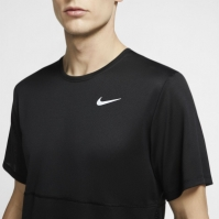 Tricou Nike Run Breathe pentru Barbati negru