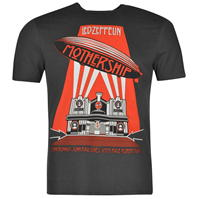 Tricou Amplified Clothing Amplified Led Zeppelin pentru Barbati