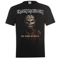 Tricou Amplified Clothing Iron Maiden