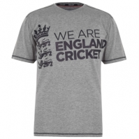 Tricou Anglia Cricket Cricket We Are Anglia Cricket pentru Barbati