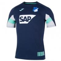 Tricou antrenament Joma Hoffenheim bleumarin cu maneca scurta